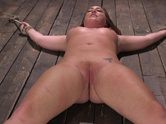 Beautiful Maddy O'Reilly likes to be dominated in a rough way