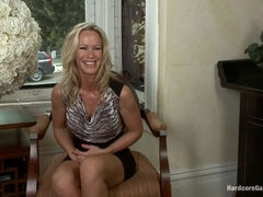 The Swinger Party - Horny MILF's Gangbang Fantasy Comes True