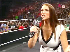 Stephanie McMahon & Robin Meade uber-sexy killer Compilation