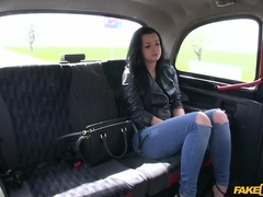Fake Taxi (FakeHub): Prague Beauty Squirting on Cam