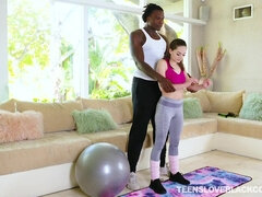 Enticing The Intimate Trainer