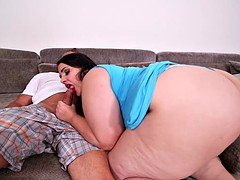 Totally hardcore Sex With Huge Girl