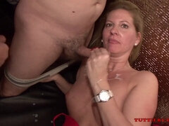 Lustful santa girls group sex porn video