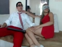Colombia man getting down and dirty friend's wife on webcam