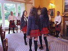 Teacher takes British kitten Samantha Bentley