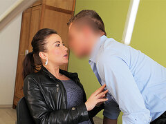 LOAN4K. Babe pays with intercourse to get necessary credit and