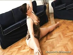 Super-Boning-Super-Hot meaty housewife is extreme supple
