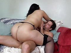 World greatest ass bigtitted MOM covered by cum