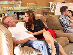 cougar high-heeled slippers buttfuck hd and cleveland brown family guy xxx Share With Your