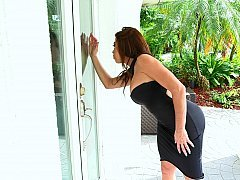 Hot and furthermore aroused neighbor