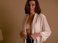 Julianna Margulies Sexy Section On ScandalPlanet.Com