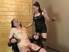Sensual Torture by Femdom goddess Sarah Kelly - Screaming bitch