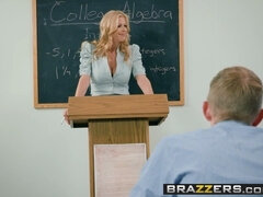 Brazzers - Milk sacks at School - College Dreams scene starring Alexis Fawx Bailey Brooke