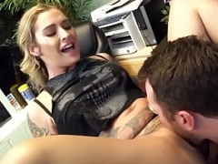 Kleio Valentien Seduces & Fucks A Dude
