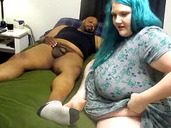 ssbbw making love to fresh beau …not to be missed