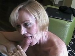 GILF Blowjobs For A Rainy Day