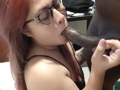 Pinay mommy Cheats with Black Cock and Shows Hubby!