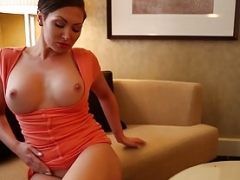 Yanks Yasmin's Hot Rectal Fingering Action