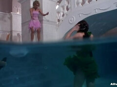 You Dropped My Purse In The Pool, Bitch!