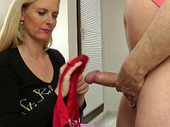 German tart was boned by the Neighbour cougar Geile Sau