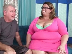 Fetishist Grandpa Worships n Makes love Sizeable Ass SSBBW Erin Green