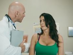 Brazzers - Doctor Adventures -  My Husband Is Right Outside... episode