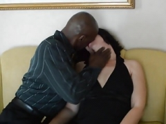 Wife used by black lad