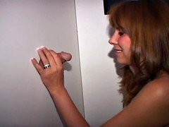 Gloryhole Several Creampies Slutwife #5