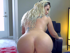 Every whore with huge butts in hot collection