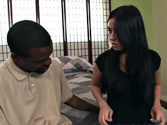 Hot wife and furthermore mom cheats with a huge black Monster!!