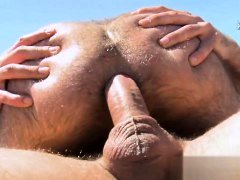 Shaggy boy blowjob and plus cumshot on face