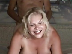Bbw mature rectal sex