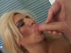 Hairy mature blond real bbw rectal fucked