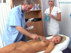 Breasts Exam,  Measures, Abdominal exam, Heartbeat And Much More!