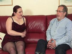 Submissive Adult bbw Interviewed and additionally Paddled