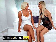 super-fucking-hot And Mean - Abella Danger, Karissa Shannon, Kristina Shannon - double D Vision - Brazzers