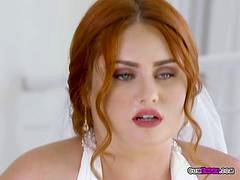Hot Bride Lennox Luxe Blows Well Bigcocked Unmatched Man