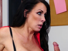 Ricky Spanish bangs his first sex teacher