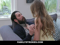 Audrey Hempburne Step daughter ravages daddy