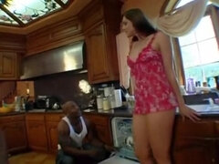Cheating Cuckold Mom At Home Interracial - lauren phoenix