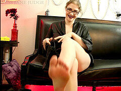 shoe cockslut teaching Sensual Domination