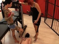 Female domination dangerous girls