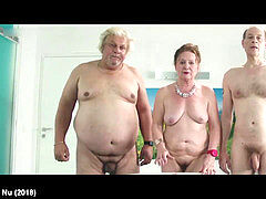Alix Benezech, Eleonore Arnaud & Brigitte Faure Frontal bare And hot fuck-a-thon