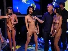 Worlds Strongest Naked Female Contest