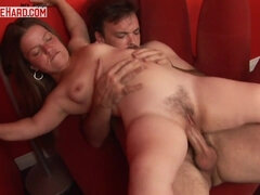 Fetish Hardcore with Hot Midget: casting porn with cumshot