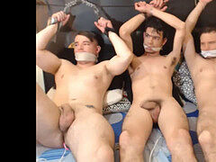 Bounded fellows live trio on Cruisingcams com