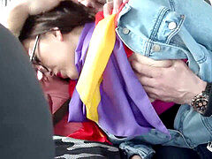 She's a feminist leftist... but get rectally penetrated just like any other dame while biting Spanish flag