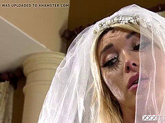 delightful Aubrey Kate displays what ts brides do after wedding