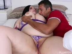 Inked BBW Desirable Surprise