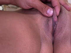 Sizeable meat pole for a cum cannon hungry Latina mamacita with a big ass